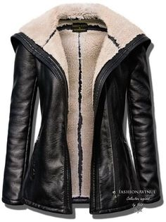 Chic Winter Outfits, Fall Fashion Outfits, Hot Outfits, Cute Casual Outfits, Look Fashion, Coats For Women, Jackets For Women, Painted Leather Jacket, Cotton Lycra Fabric