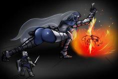 Dark Souls III: Praise The Booty by Jpskyline on DeviantArt