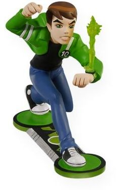 Ben 10 Evolutions 2009 Hallmark Ornament - QXI1315 > You can get additional details, click the image : Christmas decor