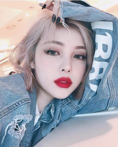 Pin by b l o o d q u e e n on (: lalala pony makeup, korean eye makeup, ulz Korean Makeup Look, Asian Makeup, Korean Beauty, Asian Beauty, Cute Korean Girl, Asian Girl, Pony Makeup, Ulzzang Makeup, Japanese Makeup