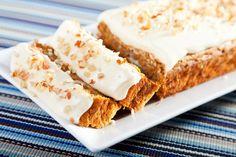 طريقة عمل كيكة الجزر والجوز - #Walnut and #carrot #cake #recipe