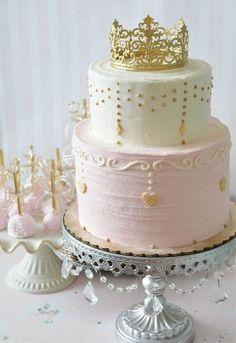 beautiful princess cakes ideas for girls #birthday #cake #party