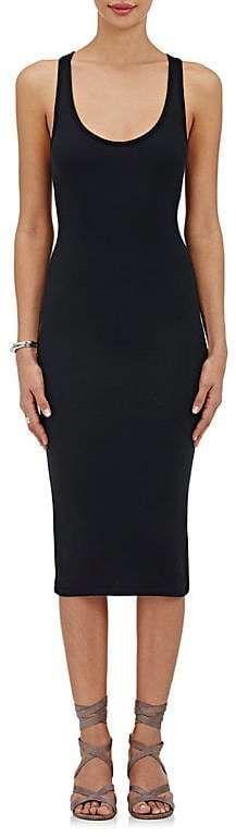 ATM Anthony Thomas Melillo Women's Rib-Knit Racerback Tank Dress