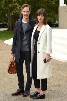 The 10 chicest couples at fashion week: