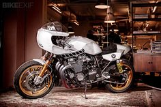 The latest 'Yard Built' custom from Yamaha is this epic race-themed XJR1300 from Deus' Milan workshop. Inspired by the endurance machines of the 1970s and 1980s and nicknamed 'Eau Rouge,' it's a modern reinterpretation of those iconic retro racers. Deus has added a modern twist… Read more »