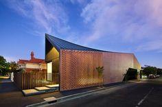 Think Brick Award - Jackson Clement Burrows Architects