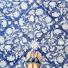 #designtilesrockdale #designtiles #homeinsporation #blueandwhite #interiorinspo #blue #european #indigo #tileaddiction #tiles #mosaic by design_tiles