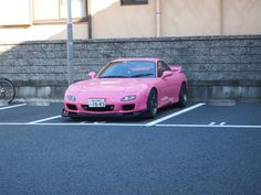 RX7 for girls