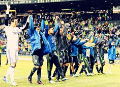 Seattle Sounders defeat Tigres UANL to advance to the semifinals in the #CCL