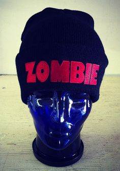Hey, I found this really awesome Etsy listing at https://www.etsy.com/listing/163485091/lucio-fulcis-zombie-beanie-1970s-horror