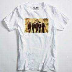 Kaos Bigbang Kaos VIP BANG-17  WHITE