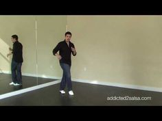 This is part one of a short series of salsa dance instructional videos to encourage you to incorporate salsa dance footwork and Latin dance shines in your social dancing. Most beginners will compose their dance in a neverending series of turn patterns. This should help you get started on adding simple footwork dance segments to your dancing so y...