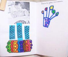 livre biilan d une activité fait par l enfant