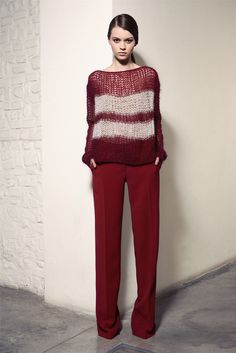 Jo No Fui - Pre-Fall 2013 2014 - Shows - Vogue.it.  Look 6.