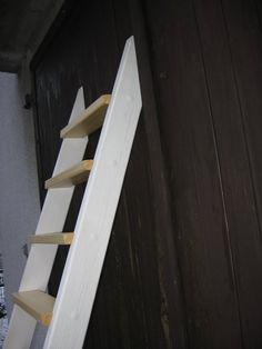 Drabina drewniana-jak schody