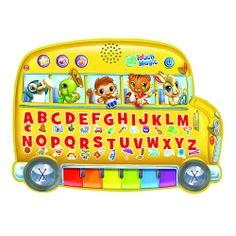 "LeapFrog Touch Magic Learning Bus - LeapFrog - Toys ""R"" Us"