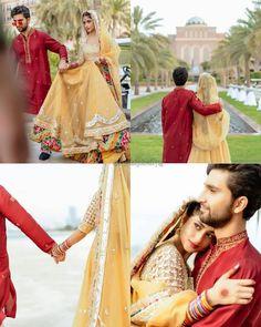 Wedding Dresses For Girls, Bridal Dresses, Girls Dresses, Sajjal Ali, Pakistan Wedding, Bridal Poses, Pakistani Actress, Celebs, Celebrities