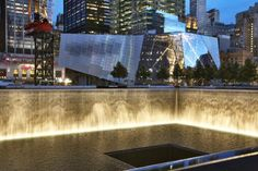 National September 11 Memorial & Museum, One Liberty Pl  New York, NY,  Financial District