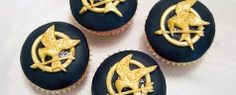 A easy video that shows you how to make these cupcakes from the Hunger Games.  This website has lots of recipes from the movie.  I think I may need to do a Hunger Games party....