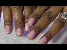 Tutorial: Gelish Nails