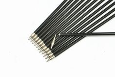 Steel Point Archery Fiberglass Arrows Hunting Compound
