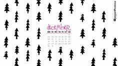 Pepper and Buttons: december 2013 free desktop calendar