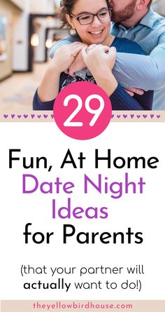 29 Fun at home date night ideas for parents, that your partner will actually want to do! Creative ways to spend time together after the kids have gone to bed. No babysitter? No problem! These stay at home date ideas will help build connection and affection between you without having to stress about how the kids are doing. Romantic DIY dates for married couples. Sibling Relationships, Communication Relationship, Healthy Relationships, Funny Marriage Advice, Marriage Tips, Relationship Advice, At Home Date Nights, Advice For Newlyweds, Strong Family