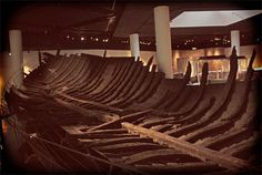Medieval Museum in Stockholm, Sweden