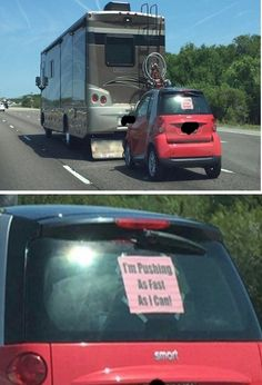 How many of you have come across some these funny moments on highway. #rib-tickling #humor #highway #funny #moments #hilarious #laughing so hard #funny #comedy #jokes #Funny Jokes #Funny Humor #Funny Stuff #Funny Laugh Tri Cities, Baseball Mom, 13 Year Olds, Image Macro, Popular Memes, Recreational Vehicles, Cool Photos, Funny Pictures, Funny Memes