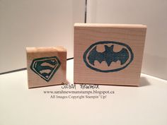 Stampin' with Sarah Newman: Undefined carved stamps