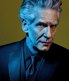 David Cronenberg | by Francesco Carrozzini