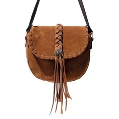 "⚡️Flash Sale⚡️Olivia Miller Fringe Crossbody Bag Never used, still in packaging, Olivia Miller fringe crossbody bag in cognac (the pictures of the bag in black are just to show how the bag looks, the bag comes in the brown color in the first photo). 1 slip pocket and 1 zip pocket on the inside, strap drop length 25"", outer material is 100% faux suede and the inside in 100% polyester. H 6"" x L 8"" x W 2"". All reasonable offers considered, just use the offer button!  Olivia Miller Bags…"
