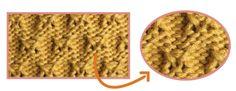 punto nido de abeja