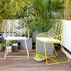 Bend Outdoor Furniture, Bend Wire Furniture  Seating | west elm
