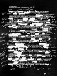 Jenny Holzer -johns version of book etc Typography Poster, Graphic Design Typography, Poesia Visual, Jenny Holzer, Buch Design, Web Design, Art Graphique, Grafik Design, Magazine Design