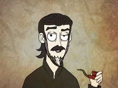 This Alan Watts Cartoon Will Show You How You Are Everyone | Spirit Science