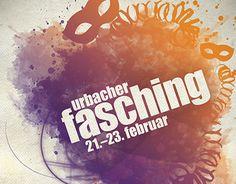 Plakat – Fasching