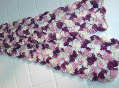 Ravelry: dardesign's Crocheted Scarf