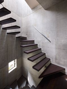 Intentionallies: Shelton's House, staircase love.