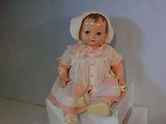 Effanbee Sweetie Pie, excellent composition, no repaint, all orig Beautiful Doll