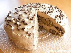 Diplomatkake | Det søte liv Let Them Eat Cake, Tiramisu, Cake Recipes, Nom Nom, Food And Drink, Pudding, Baking, Ethnic Recipes, Sweet