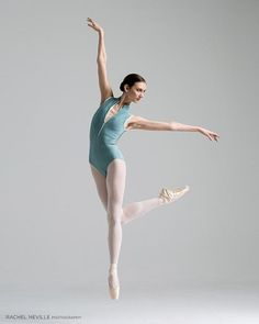 Yumiko's JESSICA leotard in Nylon Frost with Nylon White Trim, worn by Gillian Fitz ( Photography by Rachel Neville ( Dance Picture Poses, Dance Poses, Ballet Pictures, Dance Pictures, Boris Vallejo, Royal Ballet, Ballerina Poses, Dance Photography Poses, Dance Magazine