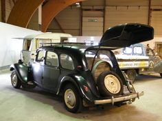 citroen traction 'commerciale'