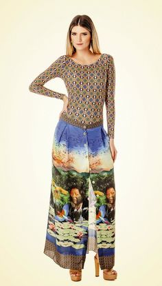 R de Sol (pattern by Marina Massaranduba) (todos os direitos reservados a empresa La Estampa)