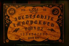 Ouija - What ever happened to you Bert Taft?  According to Ouija, I was supposed to have married you, whoever you are!