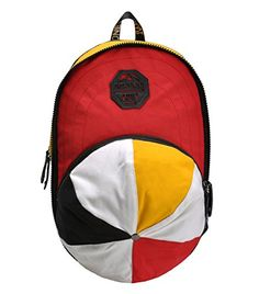 ZLYC Girls Packable Cute Baseball Cap Shaped Canvas Backpack School Bag Fit Up To 14 Inch Laptop (Red) ZLYC http://www.amazon.co.uk/dp/B00N1T5GPQ/ref=cm_sw_r_pi_dp_G9A.tb14P0V7B