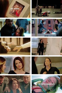 """All Kara wanted was a family. And that's what she is to me. She is my sister. And she needs me now!"" #supergirl"