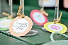 Tom Kat Studio created these adorable printables for a fun Mother's Day Brunch