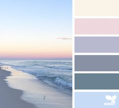 { color set } image via: The post Color Set appeared first on Design Seeds. Bedroom Color Schemes, Bedroom Colors, Colour Schemes, Design Seeds, Colour Pallette, Deco Design, Color Swatches, My New Room, Pantone