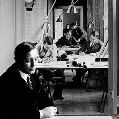 Erik Gunnar Asplund (1885-1940)